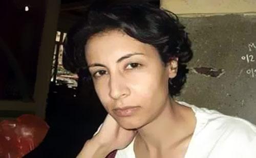 الناشطة الراحلة شيماء الصايغ