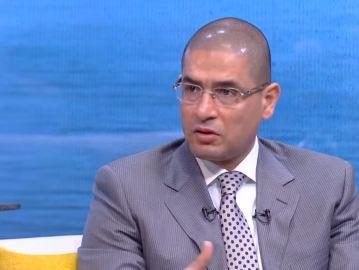 محمد أبو حامد- وكيل لجنة التضامن الاجتماعى بمجلس النواب