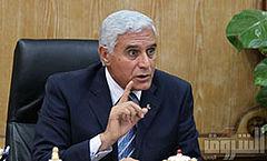 اللواء مراد موافي رئيس جهاز المخابرات العامة السابق