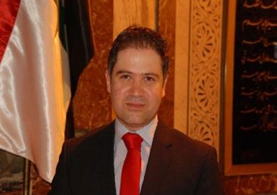 بشر يازجي وزير السياحة السوري -ارشيفية