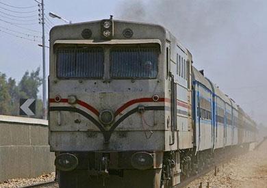 عودة حركة القطارات