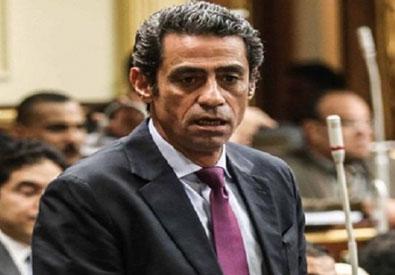 مصطفى الجندي رئيس لجنة الشئون الأفريقية