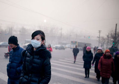 لمكافحة تلوث الهواء الصين تخصص 1 6 مليار دولار بوابة الشروق