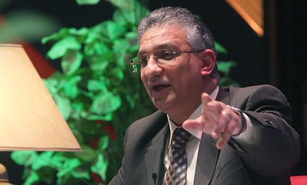 وزير التنمية المحلية الدكتور أحمد زكى بدر