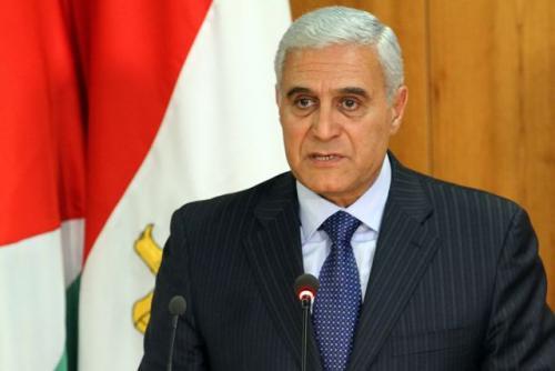 اللواء مراد موافي رئيس جهاز المخابرات العامة السابق،