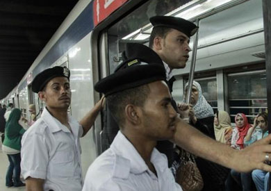شرطة النقل- صورة أرشيفية