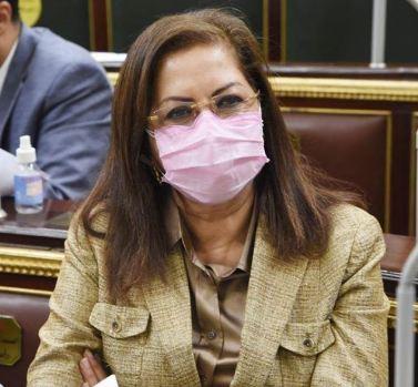 الدكتورة هالة السعيد،وزيرة التخطيط