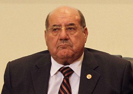 المستشار عبد الوهاب عبد الرازق رئيس المحكمة الدستورية العليا