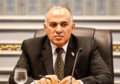 محمد عبد العاطي، وزير الموارد المائية والري