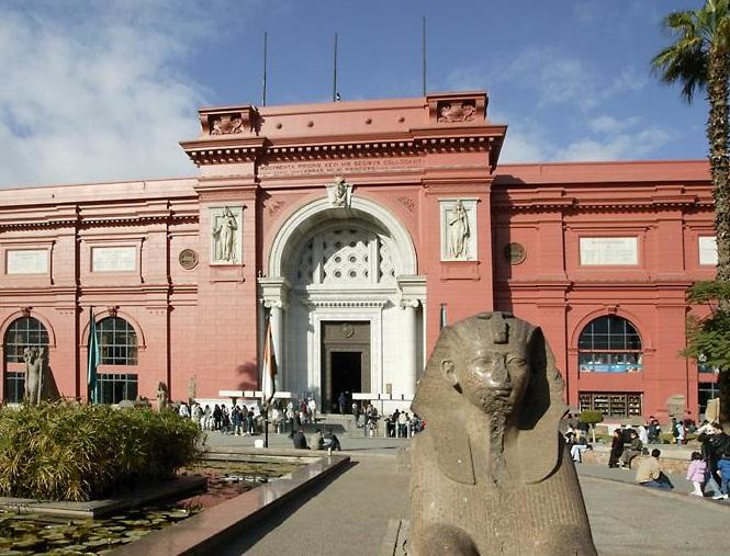 المتحف المصري- أرشيفية