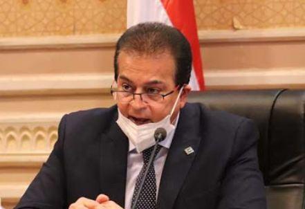 وزير التعليم العالي الدكتور خالد عبدالغفار