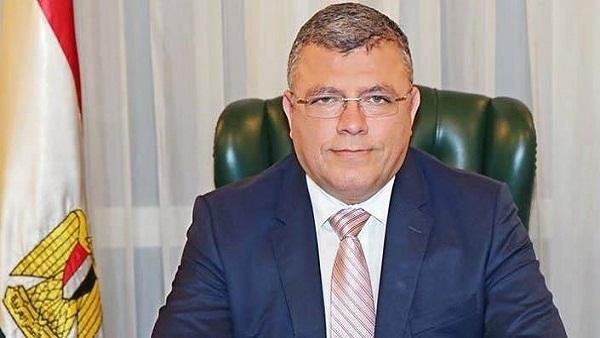 المهندس خالد نجم- وزير الاتصالات السابق