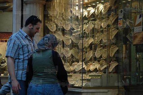 شارع الصاغة تصوير احمد عبد اللطيف