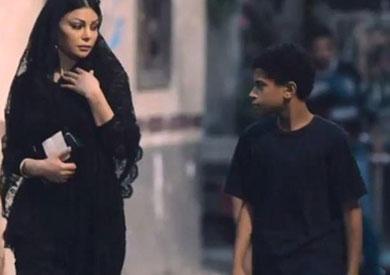 مشهد من فيلم حلاوة روح