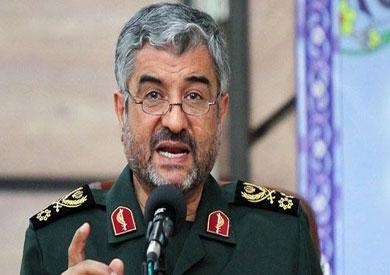 رئيس الحرس الثوري الإيراني الجنرال محمد علي جعفري