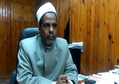 الدكتور محمد أبو حطب- وكيل وزارة الأوقاف بمحافظة المنيا