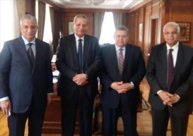 «الأعلى للجامعات» يكرم 4 وزراء سابقين