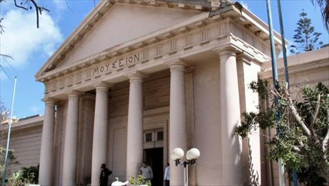 المتحف اليونانى الرومانى بالإسكندرية - ارشيفية