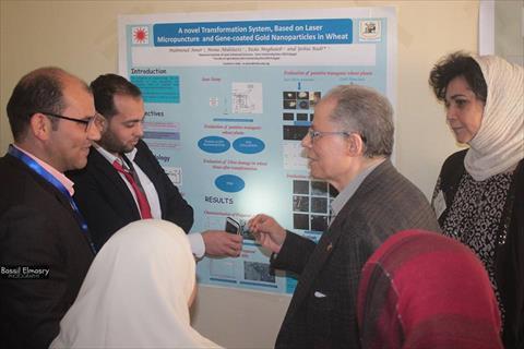 مؤتمر النانوتكنولوجي يوصي بنقل الجينات باستخدام تكنولوجيا «النانو»
