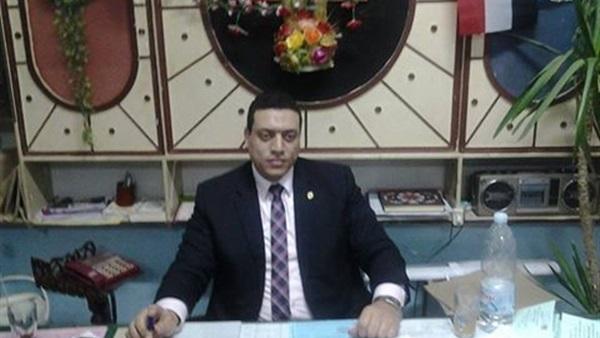 المستشار عبدالرحمن الألفي نائب رئيس هيئة النيابة الإدارية