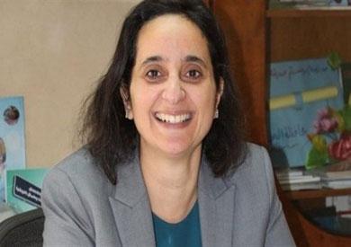 د. هالة أبوعلي الأمين العام للمجلس القومي للطفولة والأمومة