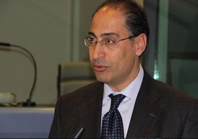 إبراهيم سيف وزير الطاقة والتخطيط الأردني