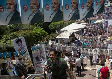 انتخابات نقابة الموسيقيين - دعاية تصوير ابراهيم عزت