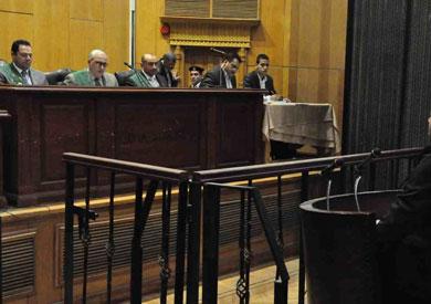محكمة جنايات بورسعيد المنعقدة بأكاديمية الشرطة، برئاسة المستشار محمد السعيد