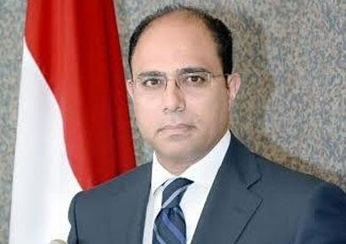 المستشار أحمد أبو زيد المتحدث الرسمي باسم وزارة الخارجية
