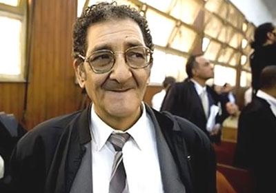 احمد سيف الاسلام مدير مركز هشام مبارك