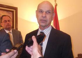 ياكوف عميتاي، السفير الإسرائيلي الجديد بمصر