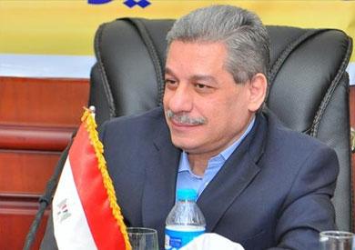 الدكتور امين لطفى- رئيس جامعة بنى سويف