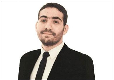 عبدالله أنور رئيس اتحاد طلاب جامعة القاهرة