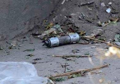 انفجار عبوة ناسفة زرعها مجهولون قرب منزل أمين شرطة بالعريش