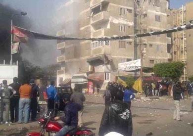 أحداث سجن بورسعيد - أرشيفية