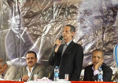 «بدراوي» يرأس مؤتمر الوفد بالبحيرة