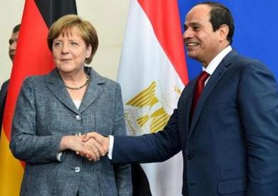 بالفيديو.. «الأعمال المصري الألماني»: التعاون الاقتصادي يتصدر زيارة «ميركل» لمصر