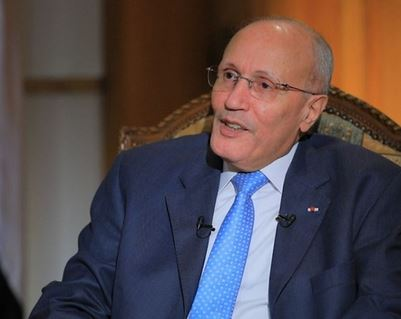 الفريق الراحل محمد العصار وزير الإنتاج الحربي