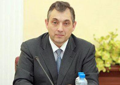 شامل ميخائيل أورلوف رئيس مجلس الأعمال الروسي المصري