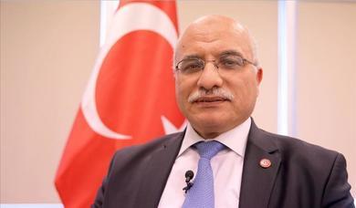 رئيس مجلس شورى حركة النهضة عبد الكريم الهاروني