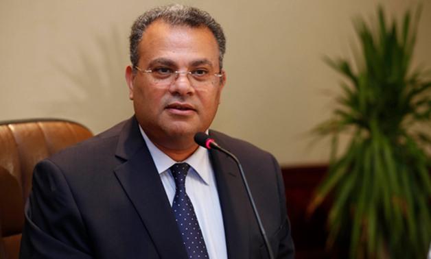 أندريه زكي رئيس الطائفة الإنجيلية في مصر