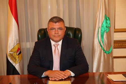 المهندس خالد نجم وزير الاتصالات وتكنولوجيا المعلومات