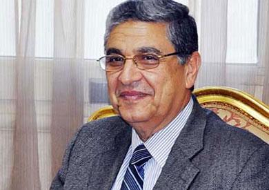 محمد شاكر وزير الكهرباء