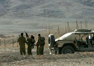 الجنود الإسرائيليون في سيناء - أرشيفية