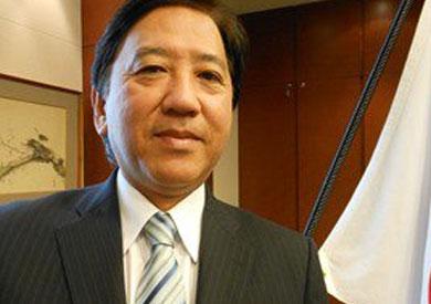 سفير اليابان لدى مصر، تاكيهيرو كاجاوا