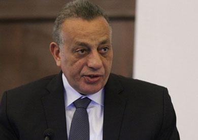 اللواء محمد كمال الدالي محافظ الجيزة