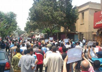 مسيرة لأنصار الإخوان بالبحيرة - أرشيفية