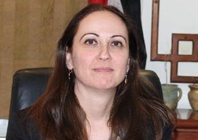 وزيرة الصناعة والتجارة والتموين المهندسة، مها العلي