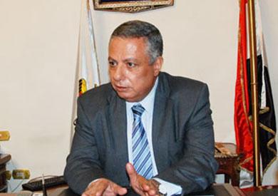 وزير التربية والتعليم - الدكتور محمود أبو النصر