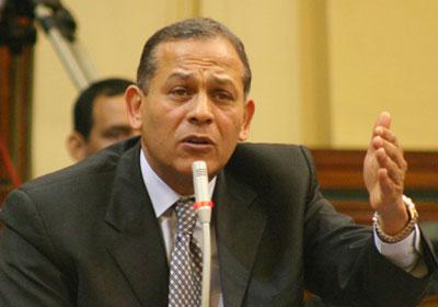 النائب البرلماني السابق محمد عصمت السادات
